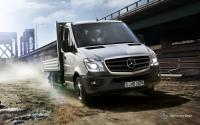 Фото Mercedes-Benz Sprinter бортовой 2-дв.  №2