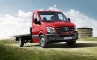 Фото Mercedes-Benz Sprinter бортовой 2-дв.  №3