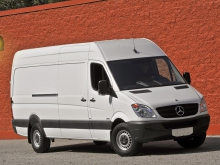 Фото Mercedes-Benz Sprinter Fourgon  №1