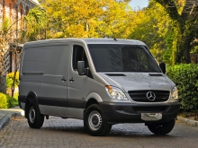 Фото Mercedes-Benz Sprinter Fourgon  №2