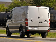 Фото Mercedes-Benz Sprinter Fourgon  №3