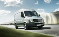 Фото Mercedes-Benz Sprinter Fourgon (2014)  №2