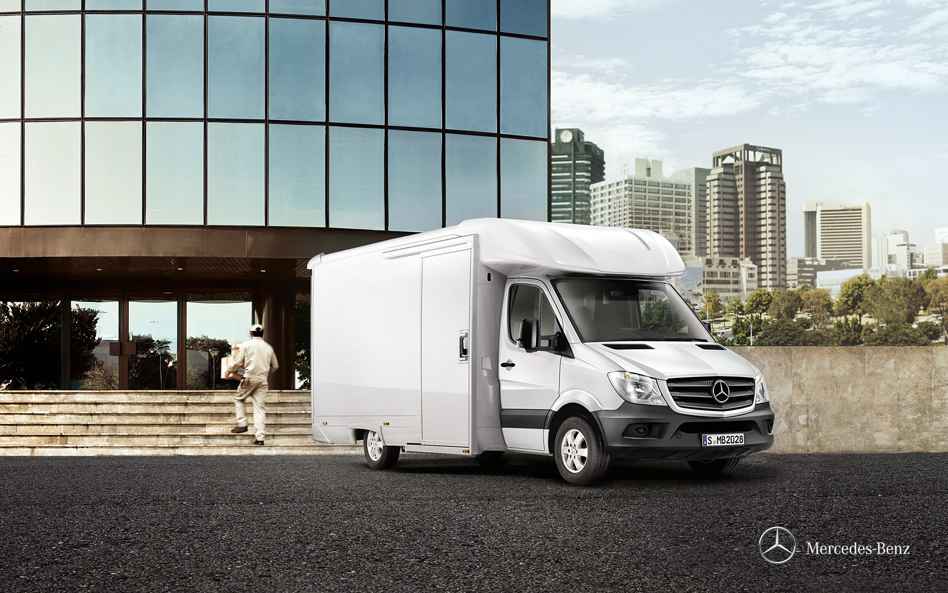 Фото автомобиля Mercedes-Benz Sprinter шасси 2-дв.