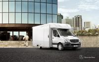 Фото Mercedes-Benz Sprinter шасси 2-дв.  №3
