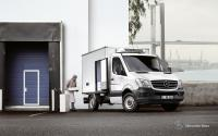 Фото Mercedes-Benz Sprinter шасси 2-дв.  №5