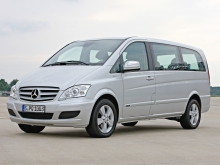 Фото Mercedes-Benz Viano  №13