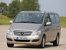 Фото Mercedes-Benz Viano  №14