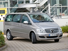Фото Mercedes-Benz Viano  №18