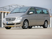 Фото Mercedes-Benz Viano  №19