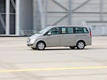 Фото Mercedes-Benz Viano  №21