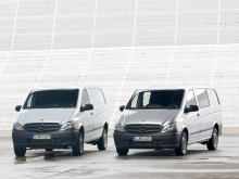 Фото Mercedes-Benz Vito Fourgon  №2