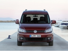 Фото Volkswagen Caddy минивэн  №10