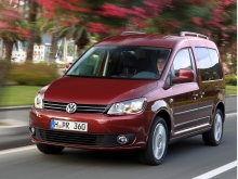 Фото Volkswagen Caddy минивэн  №12