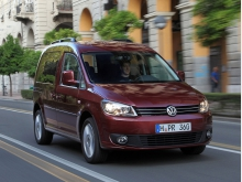 Фото Volkswagen Caddy минивэн  №13