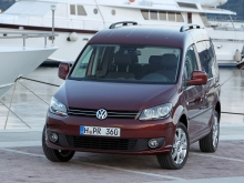 Фото Volkswagen Caddy минивэн  №14