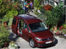 Фото Volkswagen Caddy минивэн  №15
