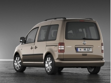 Фото Volkswagen Caddy минивэн  №2